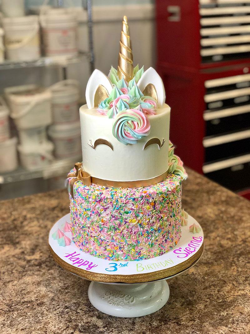 Unique Unicorn - Cake of the Week - Wedding Cakes, Grooms Cakes ...